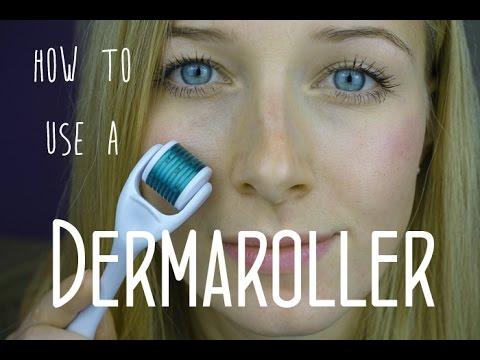 Dermaroller richtig anwenden - MICRONEEDLING tutorial