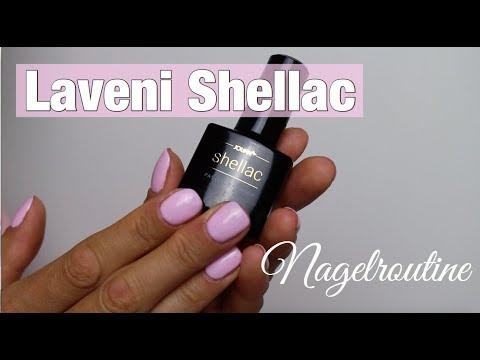 Jolifin LAVENI Shellac | Maniküre | Nagelroutine | NicolettinisBeautyLounge