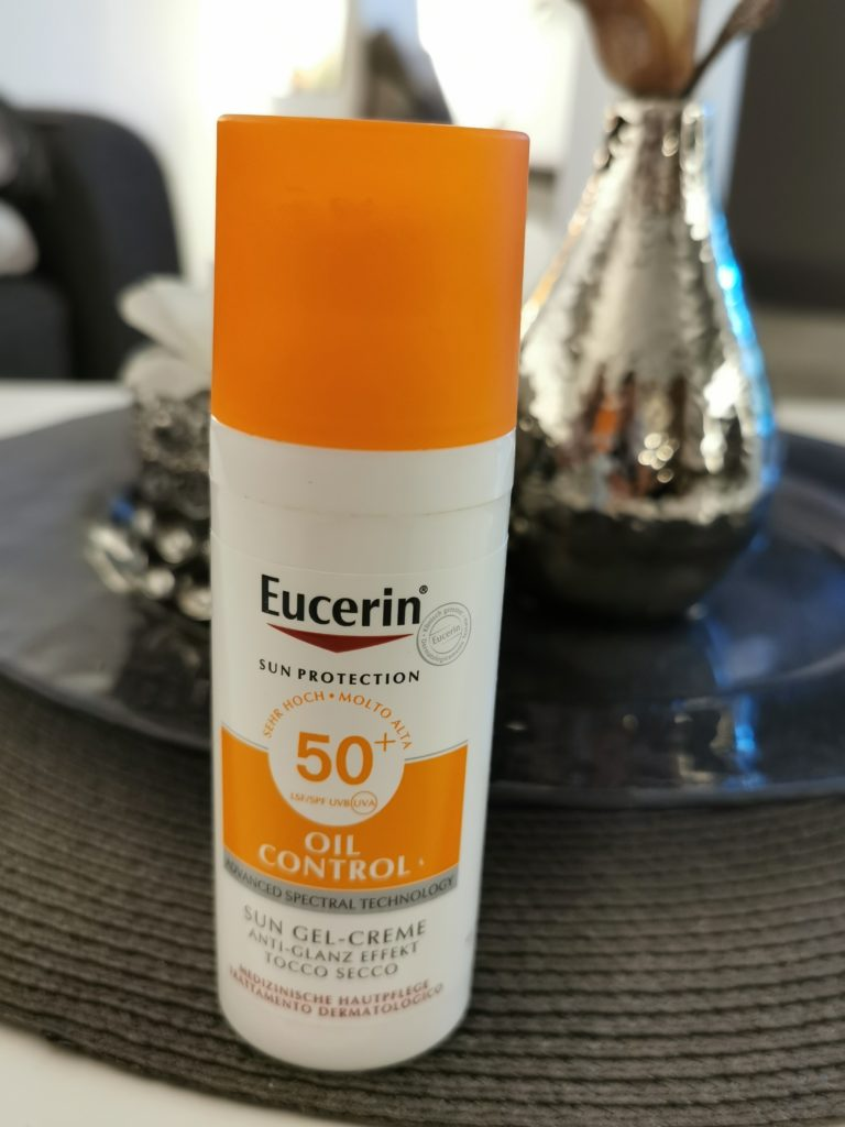 Eucerin Oil Control Sonnencreme LSF 50