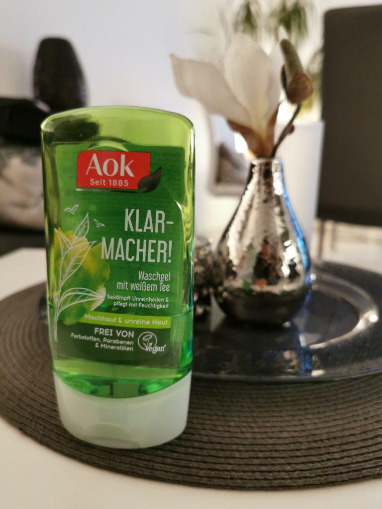 Waschgel Klarmacher von AOK