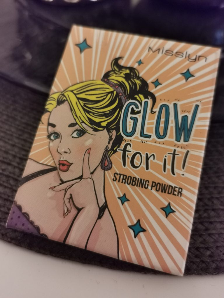 Highlighter Glow for it Strobing Powder Misslyn