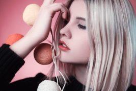 Blonde Haare Silbershampoo
