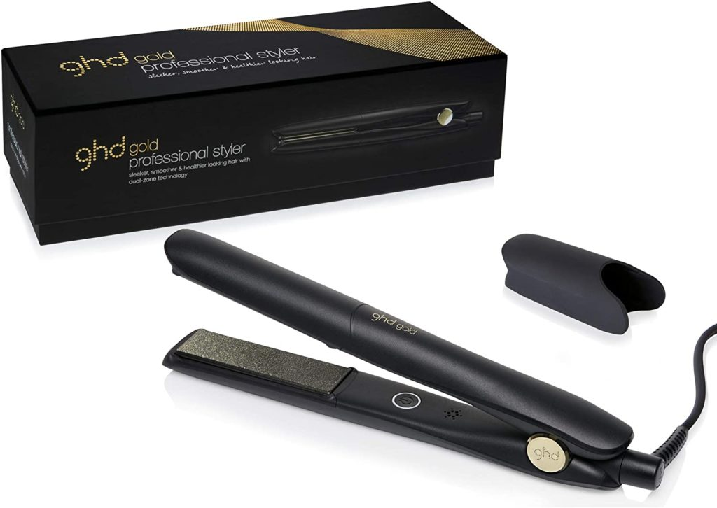 ghd gold styler test
