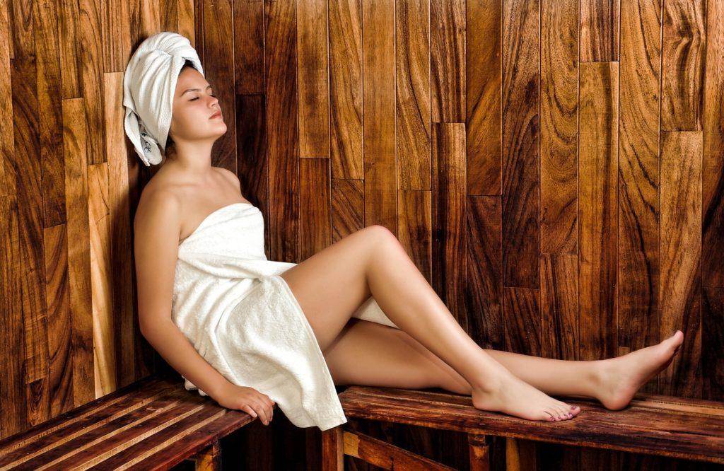 Saunagänge steigern die Schlafqualität und helfen bei Schlafproblemen